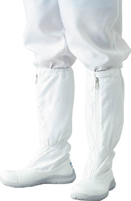 ADCLEAN シューズ・安全靴ロングタイプ 26.5cm【G7760-1-26.5】(安全靴・作業靴・静電作業靴)