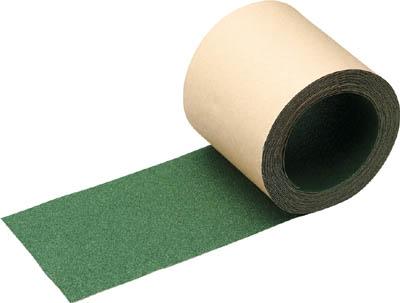 100×18m ノンスリップテープ NCA GN】(テープ用品・すべり止めテープ) 緑【NSP10180