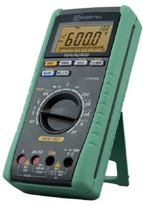 KYORITSU デジタルマルチメータ【KEW1051】(計測機器・マルチメーター)