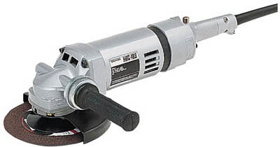 NDC 高周波グラインダ180mm【HDG-18S】(電動工具・油圧工具・高周波グラインダー)(代引不可)