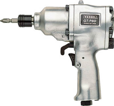 ベッセル 衝撃式 エアードライバーGTP8D【GT-P8D】(空圧工具・エアドライバー)