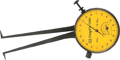 SK ダイヤルキャリパゲージ(内側)【BI-1】(測定工具・ダイヤルゲージ)