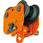 象印 電気用プレントロリー0.5t【PE-00500】(チェンブロック・クレーン・トロリー・吊り金具)