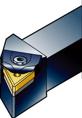 サンドビック T-Max P ネガチップ用シャンクバイト【MTJNR 3225P 22M1】(旋削・フライス加工工具・ホルダー)