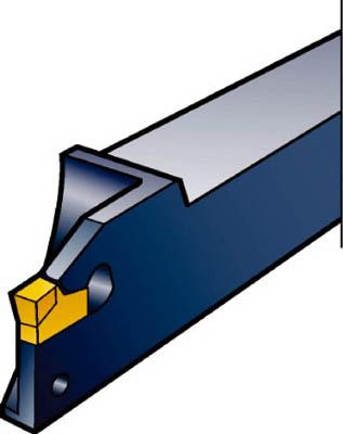 サンドビック T-Max Q-カット 突切り・溝入れ用シャンクバイト【R151.20-2525-30A】(旋削・フライス加工工具・ホルダー)