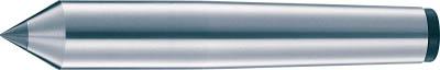 TRUSCO レースセンター超鋼付 ロングタイプ MT3 160mm【TRSPL-3】(ツーリング・治工具・芯押センター)