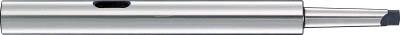 TRUSCO ドリルソケット ロングタイプ MT2×2×200【TDCL-22-200】(ツーリング・治工具・ドリルソケット・スリーブ)