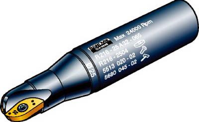 サンドビック コロミルR216ボールエンドミル【R216-10A16-050】(旋削・フライス加工工具・ホルダー)