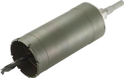 ユニカ ESコアドリル 複合材用 160mm ストレートシャンク【ES-F160ST】(穴あけ工具・コアドリルビット)