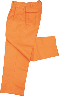吉野 ハイブリッド(耐熱・耐切創)作業服 ズボン【YS-PW2XL】(保護具・保護服)