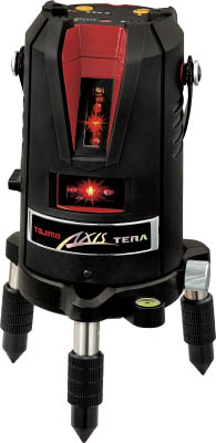 タジマ レーザースミダシキ AXIS テラTYE 10m【AXT-TYE】(測量用品・レーザー墨出器)(代引不可)
