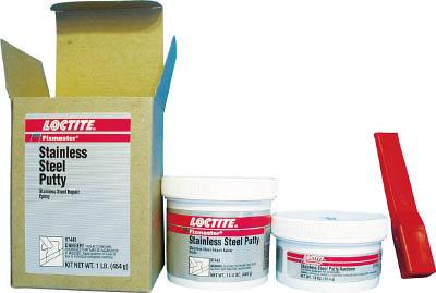 ロックタイト ステンレス用パテ状補修剤 454g【235613】(接着剤・補修剤・コンクリート用補修剤)