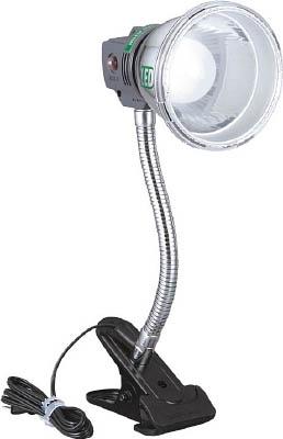 ハタヤ LEDマグスタンド 6WLED 電線1.6m クリップタイプ【LM-6C】(作業灯・照明用品・電気スタンド)