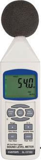 カスタム デジタル騒音計【SL-1373SD】(計測機器・環境測定器)