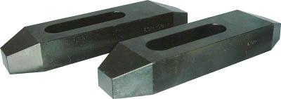 ニューストロング プレーンクランプ 使用ボルト M24 全長200【80P-10】(ツーリング・治工具・クランプ(工作機械用))