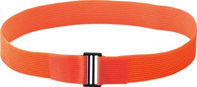 TRUSCO マジック結束テープ 片面 幅50mmX長さ25m オレンジ【MKT-50B】(梱包結束用品・結束バンド)
