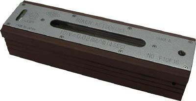 TRUSCO 平形精密水準器 A級 寸法200 感度0.02【TFL-A2002】(測定工具・スコヤ・水準器)(代引不可)