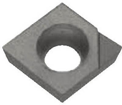 京セラ 旋削用チップ ダイヤモンド KPD010【CCMT060201 KPD010】(旋削・フライス加工工具・チップ)
