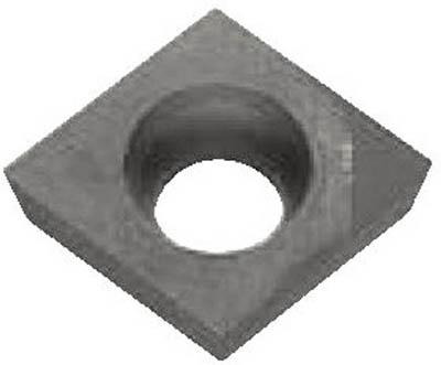京セラ 旋削用チップ ダイヤモンド KPD010【CCGW040104 KPD010】(旋削・フライス加工工具・チップ)