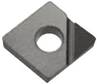 京セラ 旋削用チップ ダイヤモンド KPD001【CNMM120404M  KPD001】(旋削・フライス加工工具・チップ)