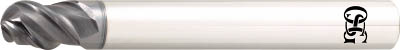 OSG PHXディープフィーダーボール R4X90【PHX-DBT-R4X90】(旋削・フライス加工工具・超硬ボールエンドミル)