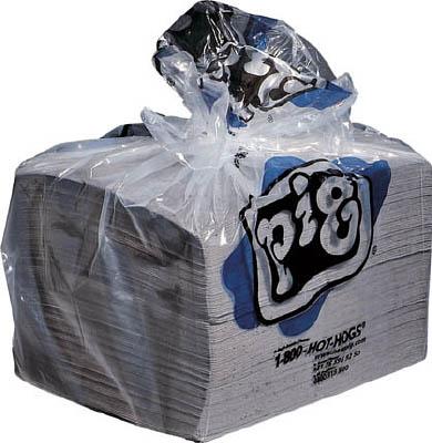 pig ピグ油専用エコノミーマット ミシン目入り (50枚/箱)【MAT415A】(清掃用品・吸収材)