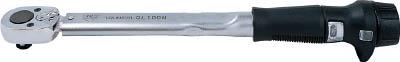 トーニチ プレセット形シグナル式トルクレンチ【QL100N4-3/8】(計測機器・トルク機器)