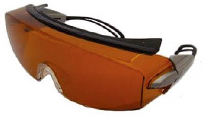 リケン レーザーメガネ RS-80 TWCL【RS-80 TWCL】(保護具・レーザー用保護メガネ)