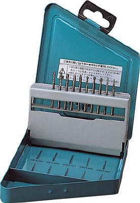 マスター 超硬バー A10本組セット【M-A10】(研削研磨用品・超硬バー)
