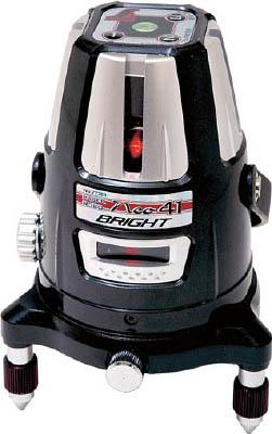 シンワ レーザーロボ Neo41 BRIGHT【77361】(測量用品・レーザー墨出器)