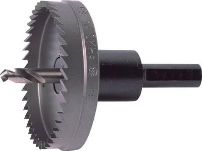 大見 E型ホールカッター 130mm【E130】(穴あけ工具・ホールカッター)