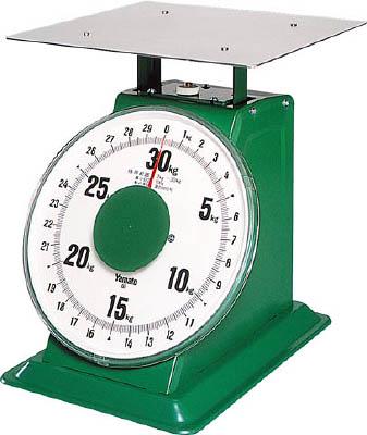 ヤマト 特大型上皿はかり YSD-30(30kg)【YSD-30】(計測機器・はかり)