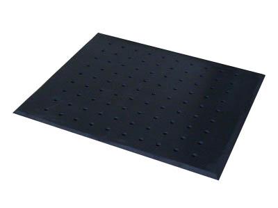 カーボーイ 足腰マット 穴あき Mサイズ【AM05】(床材用品・疲労軽減マット)
