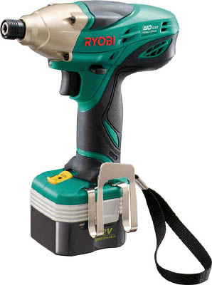 リョービ 充電式インパクトドライバ 12V【BID-1229】(電動工具・油圧工具・インパクトドライバー)