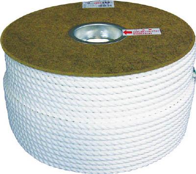 ユタカ ビニロンロープドラム巻 9φ×150m【PRV-5】(ロープ・ひも・ロープ)