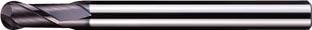 三菱K VCボール【VF2SBR0010S04】(旋削・フライス加工工具・超硬ボールエンドミル)【送料無料】