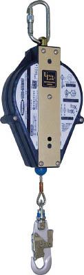 ツヨロン ウルトラロック10メートル 台付・引寄ロープ付【UL-10S-BX】(保護具・安全帯)(代引不可)