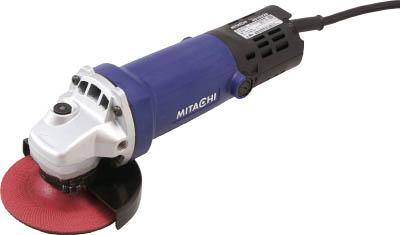 ミタチ ディスクグラインダ 二重絶縁 MG100XAD【MG100XAD】(電動工具・油圧工具・ディスクグラインダー)