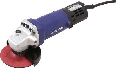 ミタチ ディスクグラインダ 二重絶縁 MG100XAD 200V【MG100XAD 200V】(電動工具・油圧工具・ディスクグラインダー)