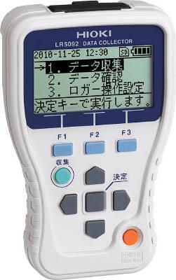 HIOKI データコレクタ【LR5092】(計測機器・温度計・湿度計)
