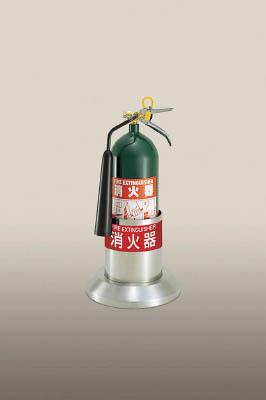 PROFIT 消化器ボックス置型 PFG-00S-S1【PFG-00S-S1】(防災・防犯用品・消火器)