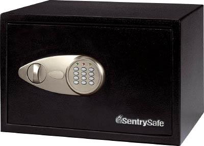 セントリー テンキー式 セキュリティ保管庫 15リットル【X055】(防災・防犯用品・金庫)