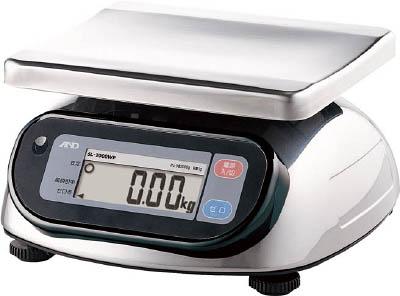 A&D 防塵・防水デジタルはかりウォーターボーイ0.02kg/30kg【SL30KWP】(計測機器・はかり)