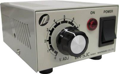 日精 日本精器 熱風ヒータ用温度コントローラ【BN-SJC-E-100】(小型加工機械・電熱器具・熱加工機)