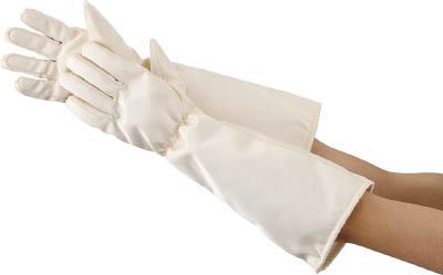 TRUSCO クリーンルーム用耐熱手袋50CM【TMZ-783F】(理化学・クリーンルーム用品・クリーンルーム用手袋)