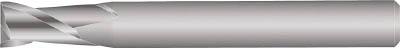 京セラ ソリッドエンドミル【2FESM105-220-12】(旋削・フライス加工工具・超硬スクエアエンドミル)