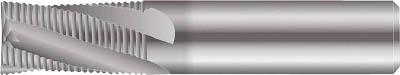 京セラ ソリッドエンドミル【4RDSM100-220-10】(旋削・フライス加工工具・超硬ラフィングエンドミル)