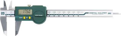 SK デジタルSラインキャリパ 300mm【D-300IP67S】(測定工具・ノギス)