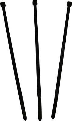 パンドウイット ナイロン結束バンド 耐候性黒【PLT1S-M0】(電設配線部品・ケーブルタイ)