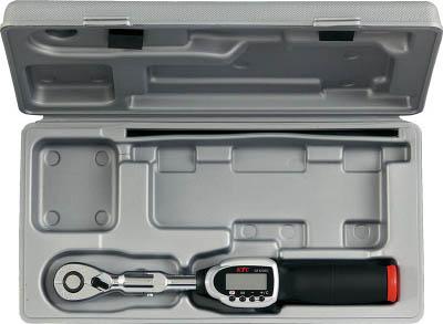 KTC デジラチェ ヘッド交換式ラチェットヘッドセット 85N・m【TGEK085X132】(計測機器・トルク機器)【送料無料】